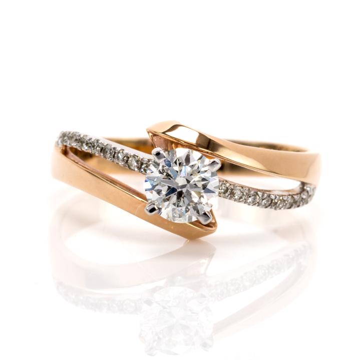 Valentine Diamond Ring