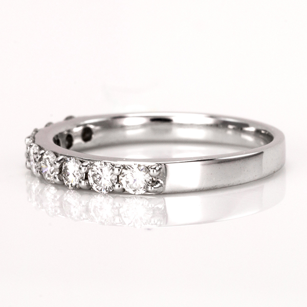 The Wedding Ring Shop | Diamond Wedding Ring B15309 Bester Diamant Schmuck Shop In Dubai