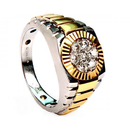 Diamond Rings Sale Dubai: Mens Diamond Ring