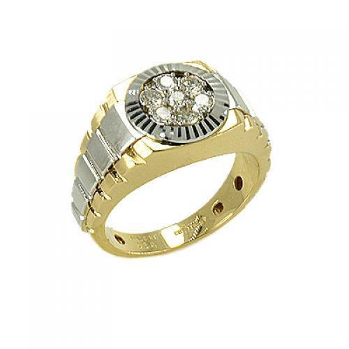 Diamond Rings Sale Dubai: Ultra Rolex Mens Ring