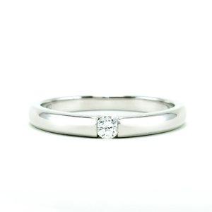 Salute wedding ring