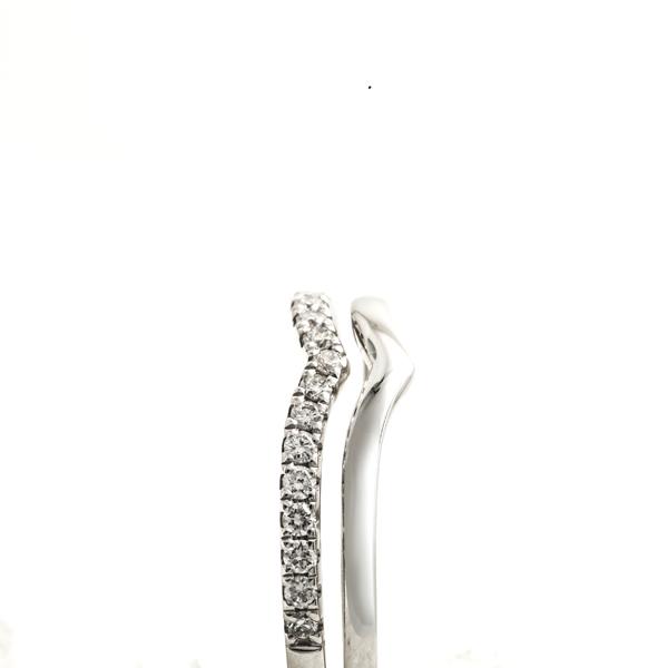 bonded diamond ring