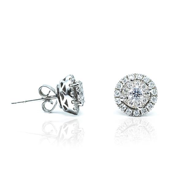 Diamond Earrings Studs
