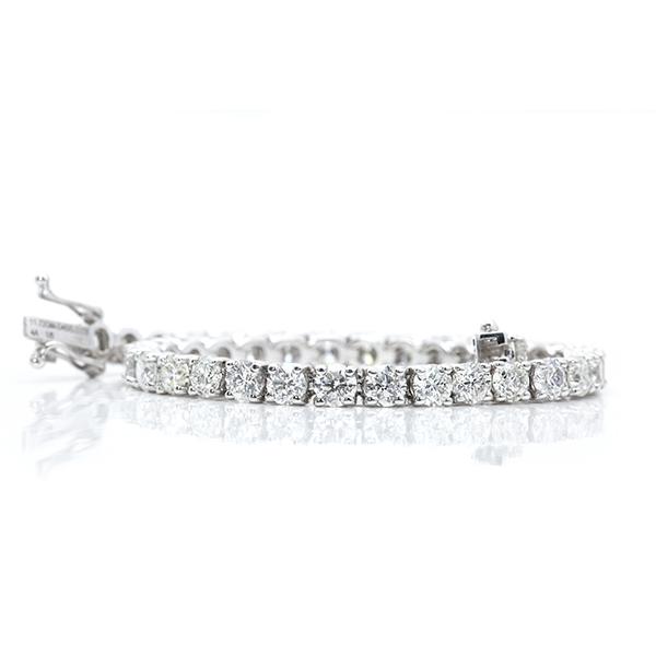 tennis diamond bracelet dubai