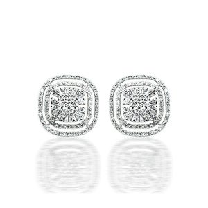 Diamond Earrings in dubai