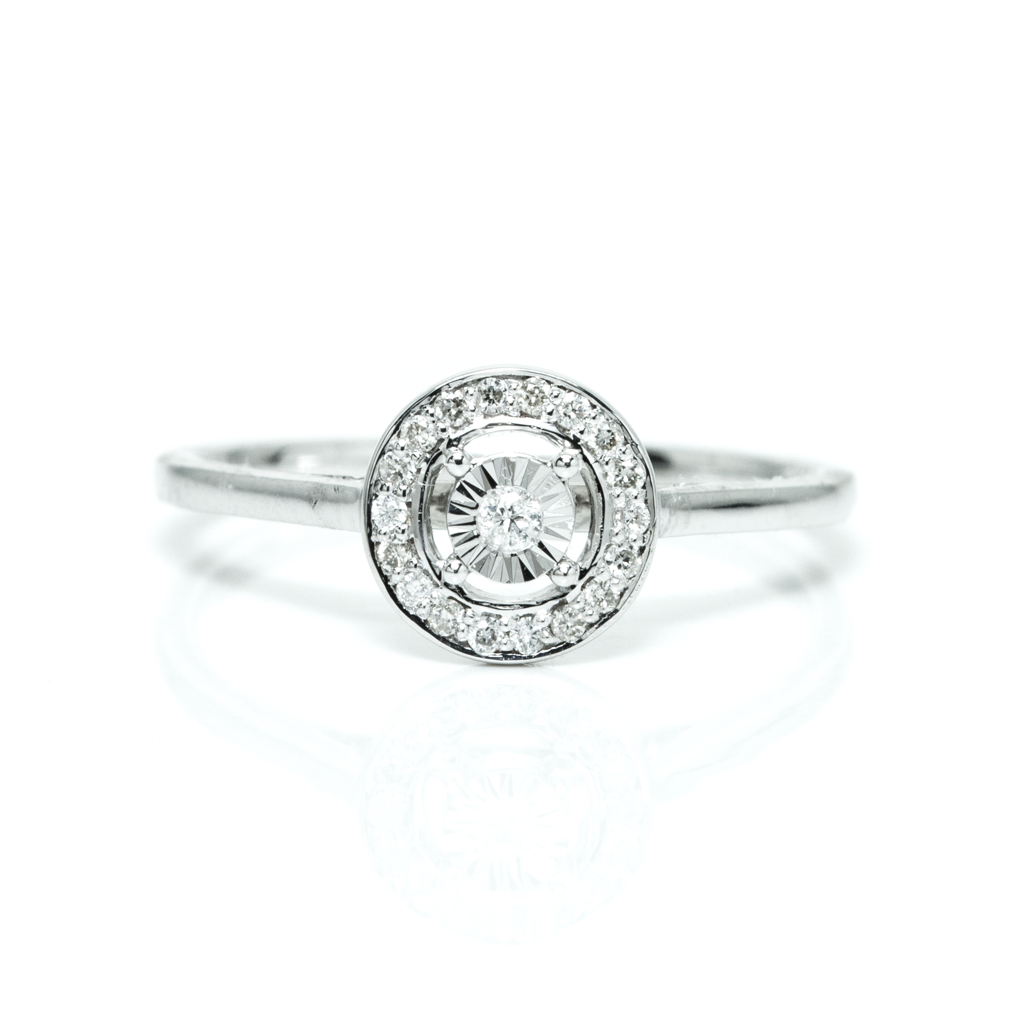 Gift Diamond Ring