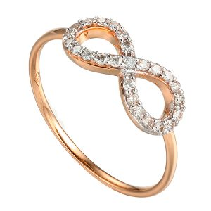 infinity-diamond-ring