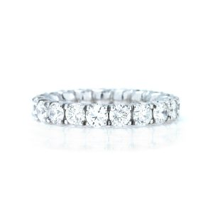 full eternity diamond ring