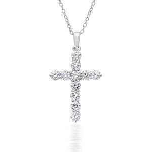 Dimond Cross Pendant