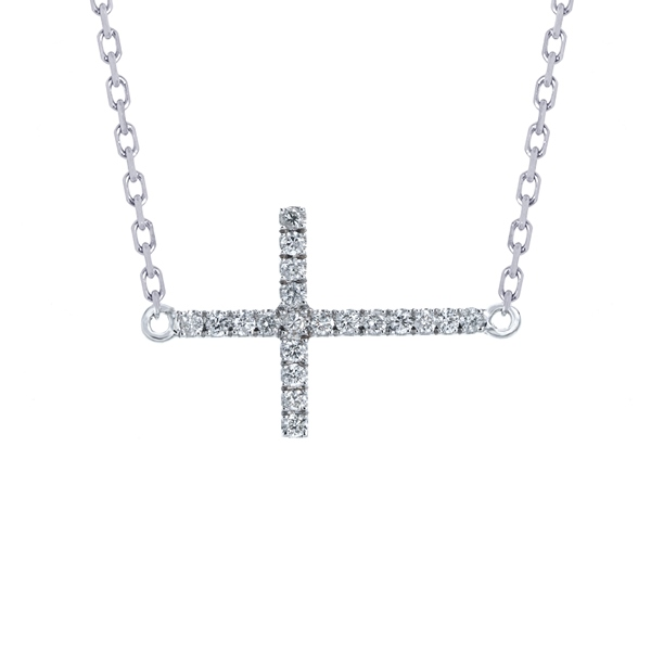 Unique Diamond Cross